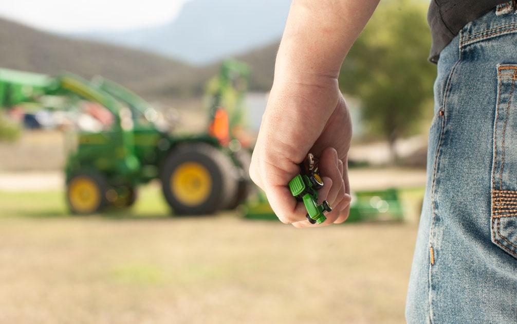 Brigada Verde campo