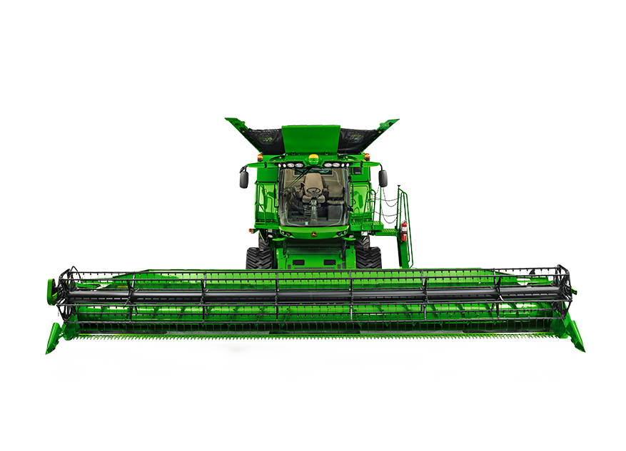 Trilladora S670