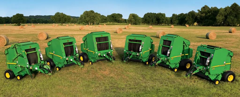 Empacadoras de Rollo Serie 0