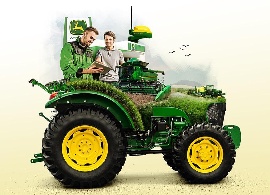 Agricultura de Precisión John Deere