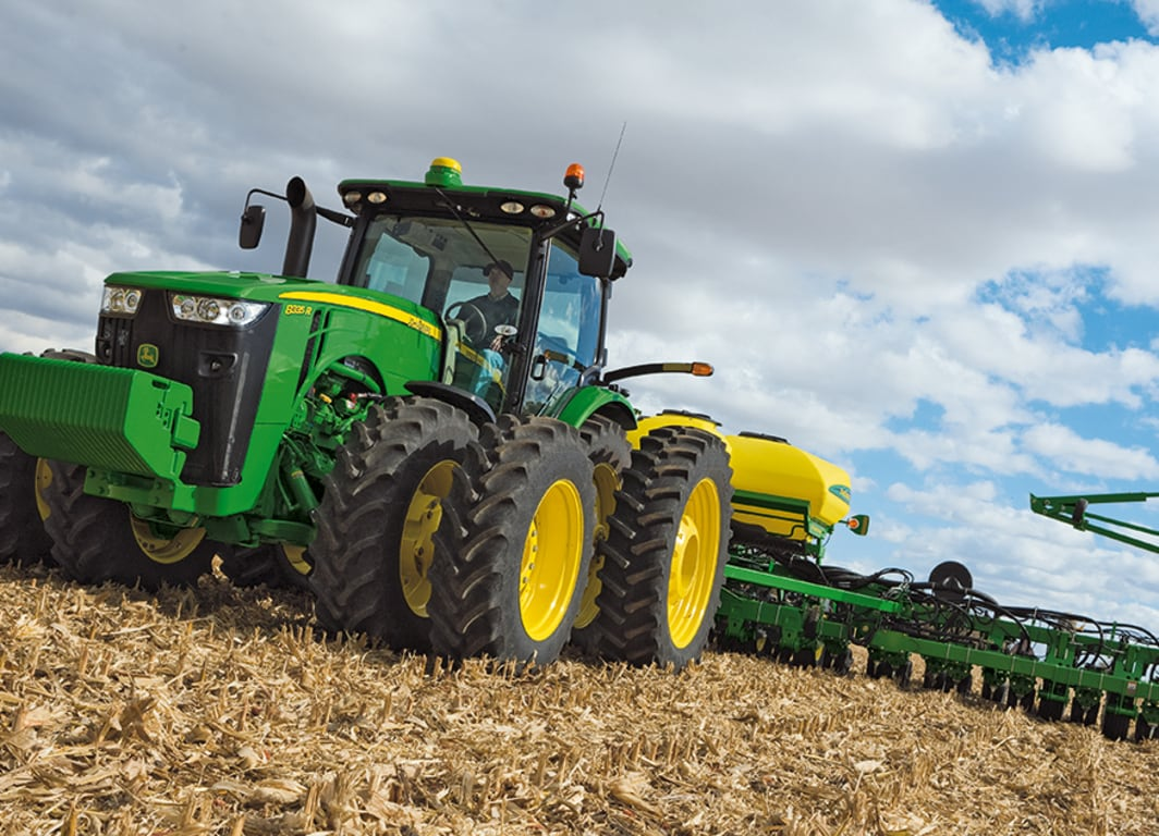 Tractor 8335R   Serie 8R   John Deere MX
