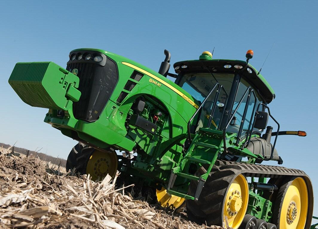 Tractor 8345RT   Serie 8RT   John Deere MX