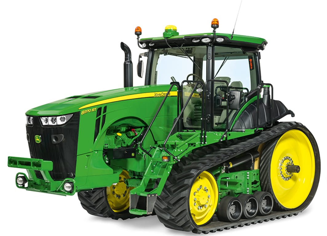 Tractor 8370RT