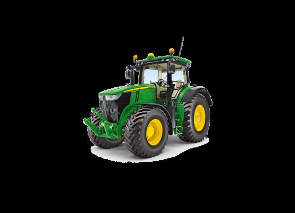 Tractor 7210R | Tractor | John Deere MX