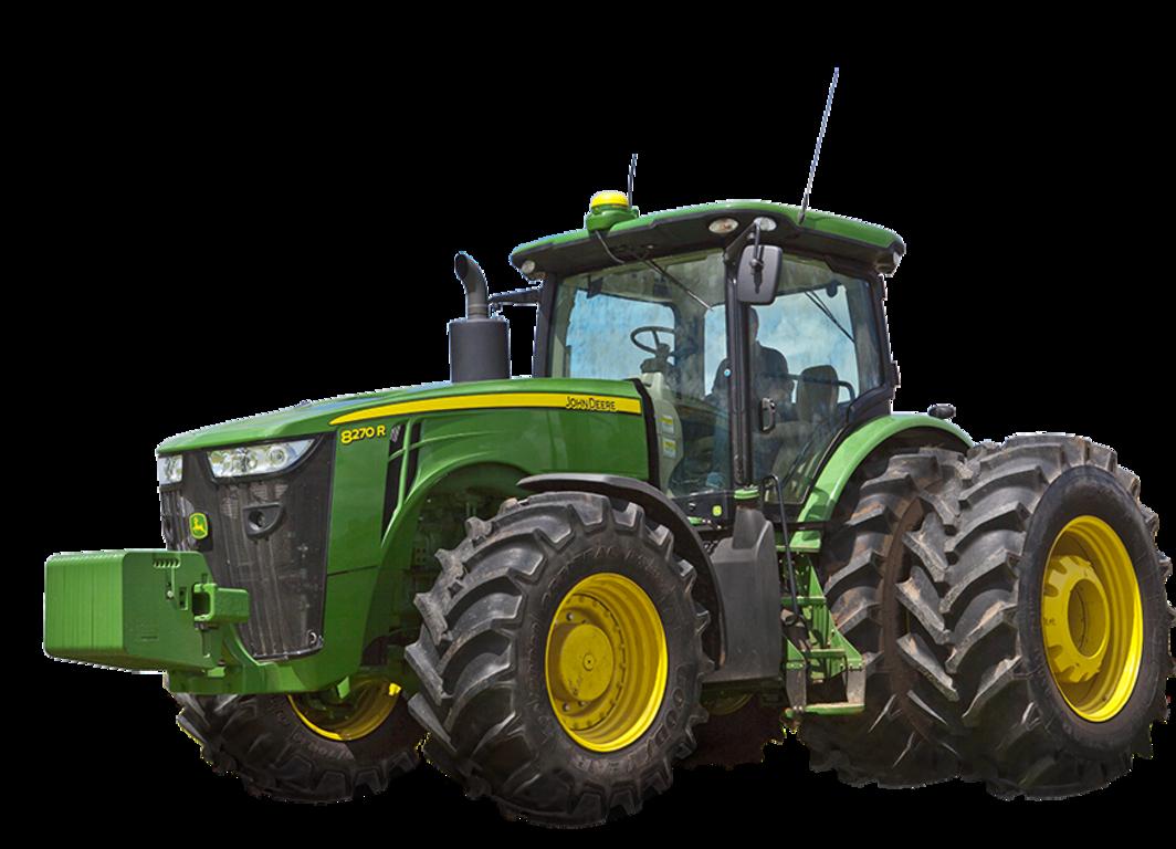 Tractor 8270R   Serie 8R  John Deere MX