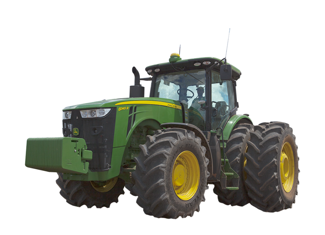 Tractor 8345R