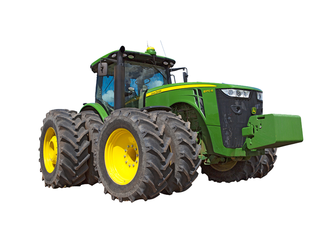 Tractor 8370R