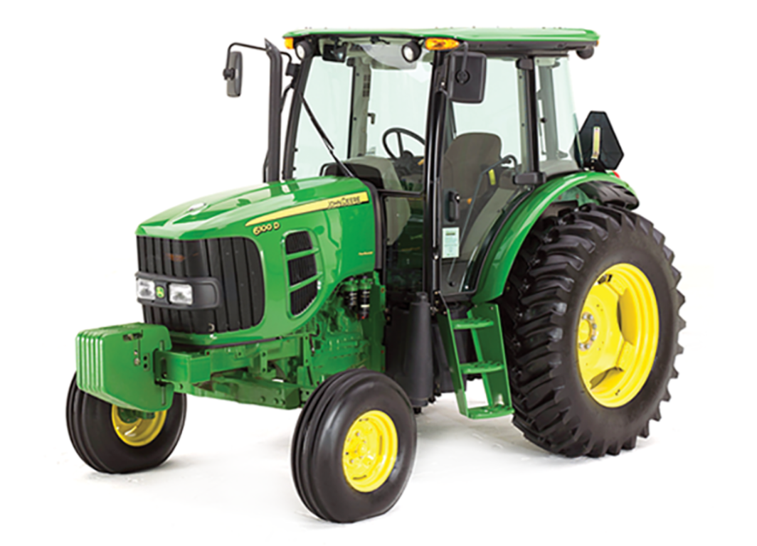 Tractor Serie 6D