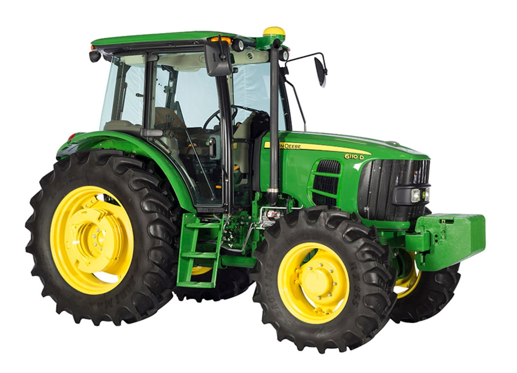Tractor 6110D