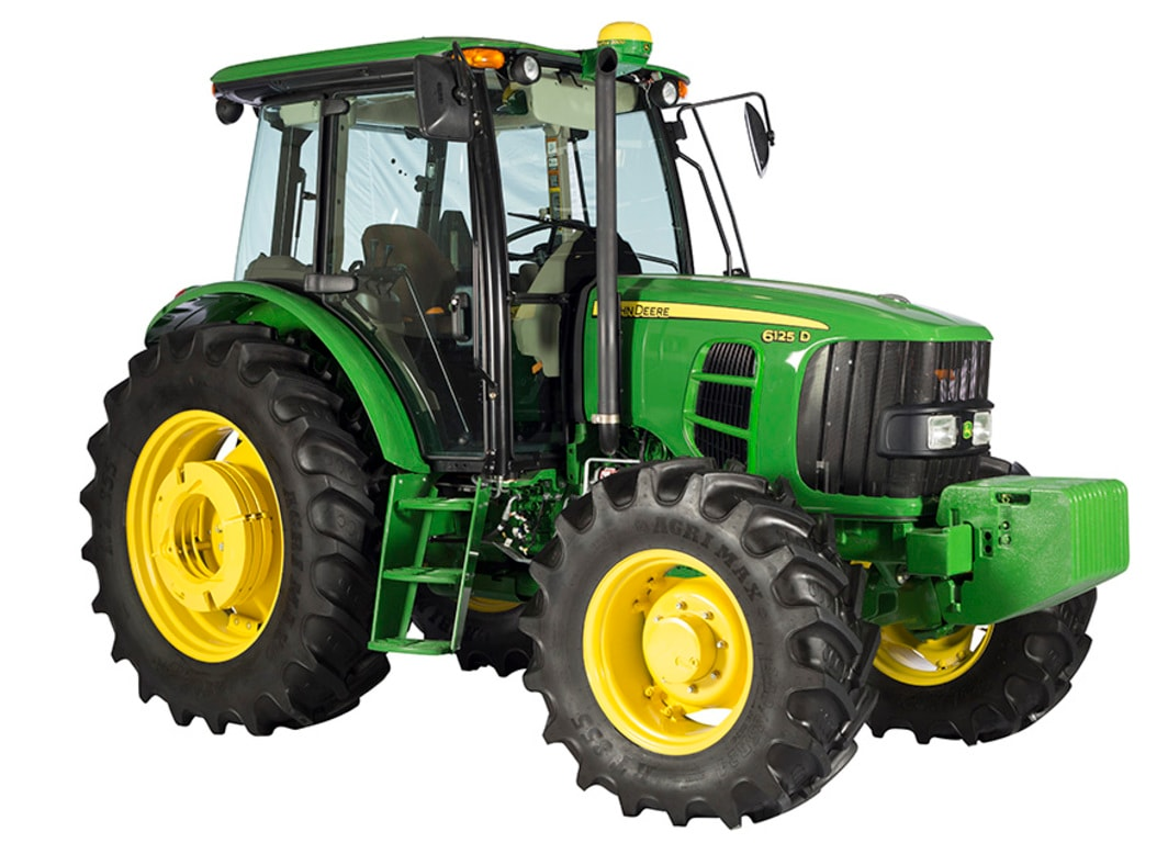 Tractor 6125D