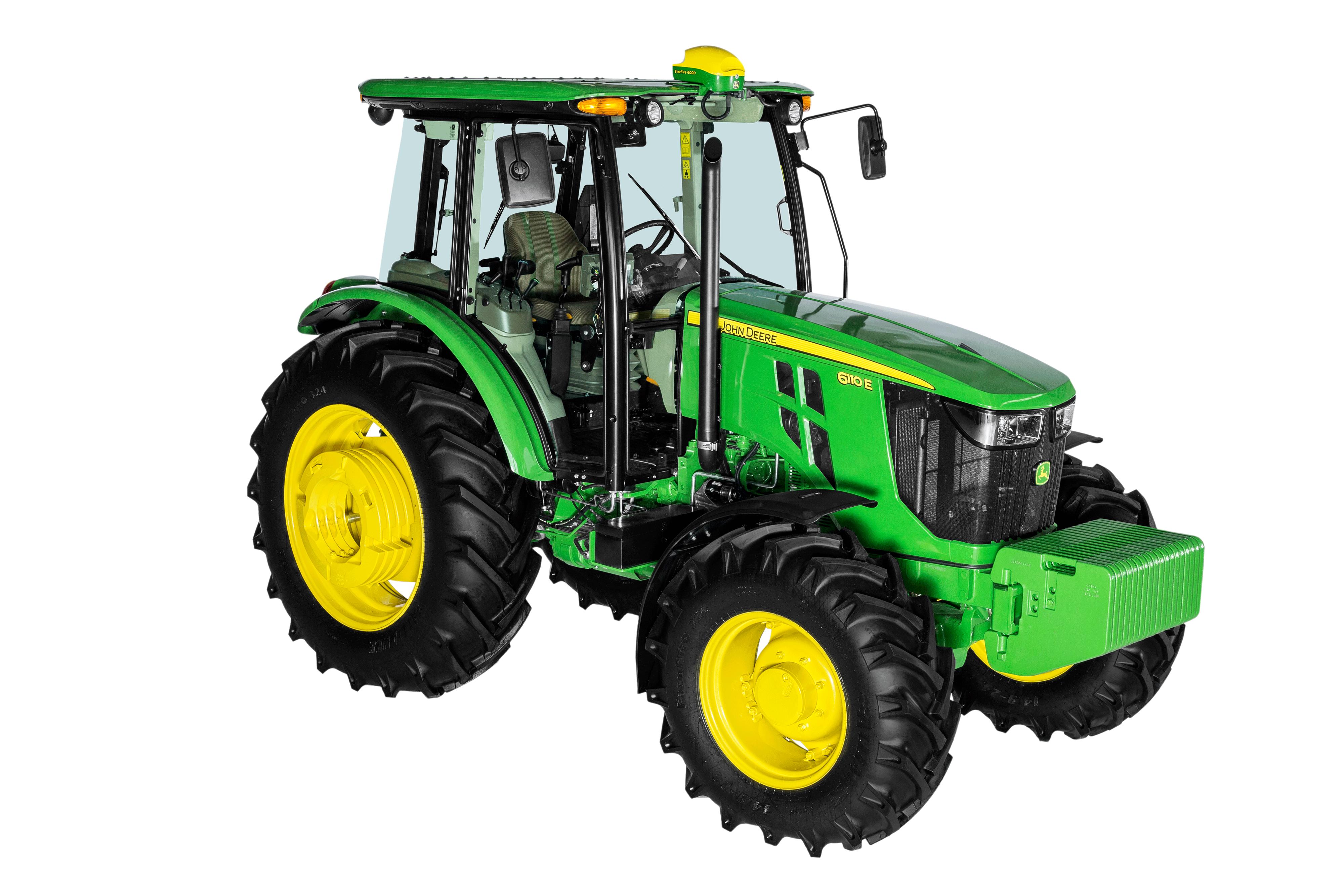 Tractor serie 6E