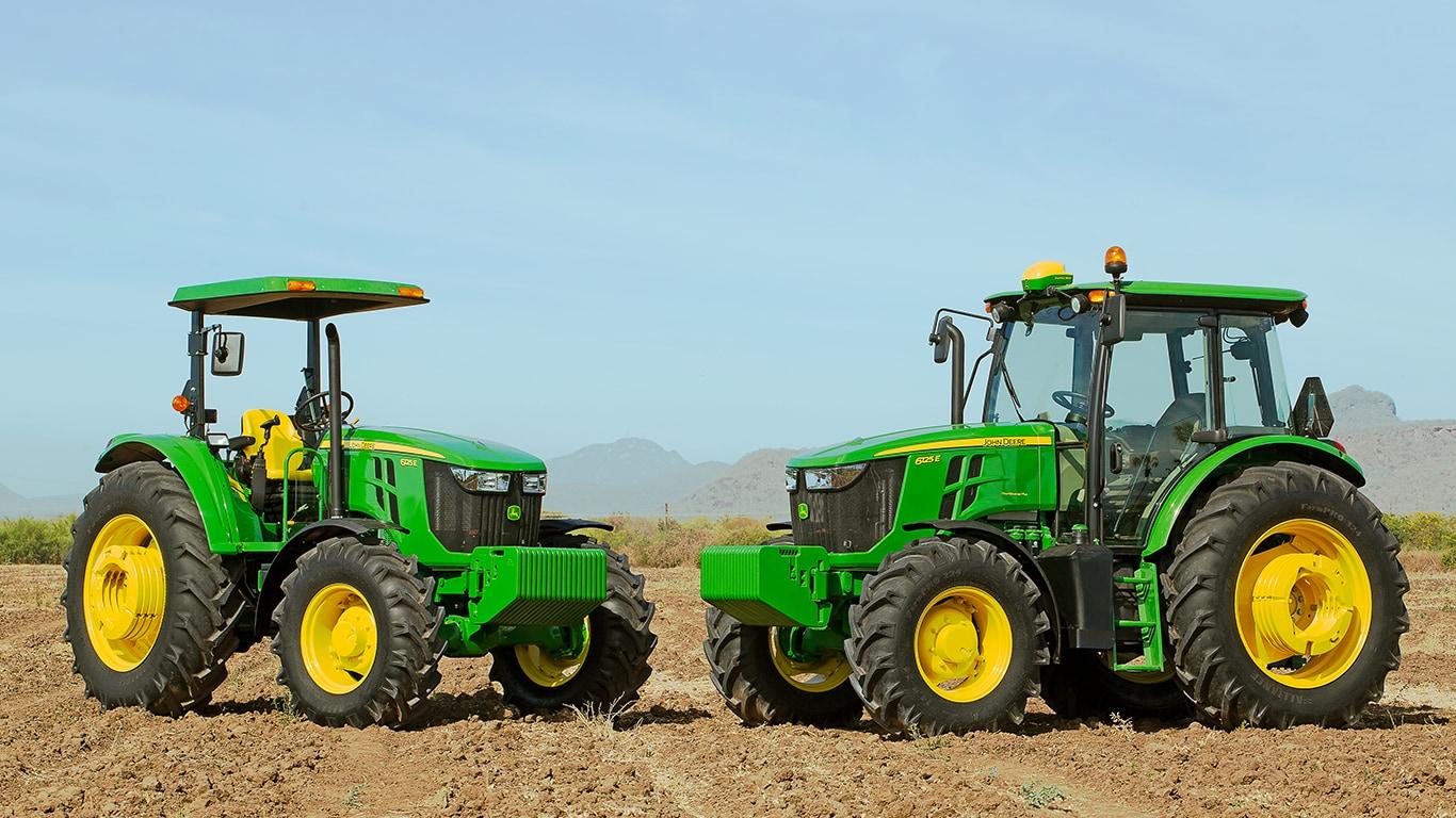 Tractores 6E