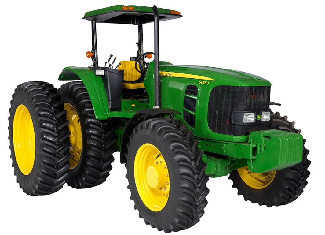 Tractor Serie 6J
