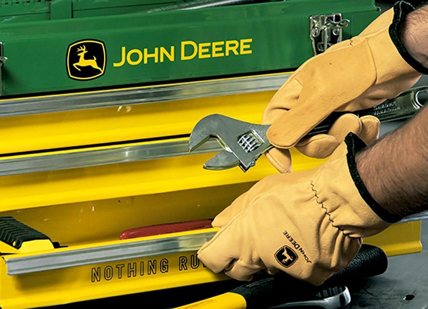 Refacciones John Deere
