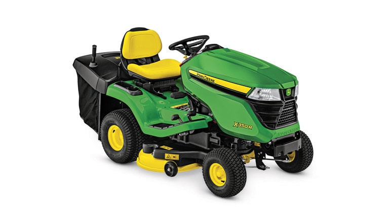 X350 Collect Mower