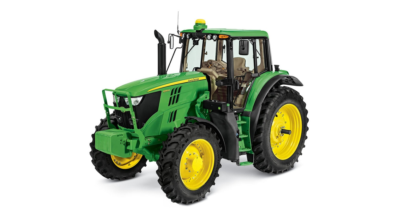 Tractor 6195M