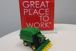 Premio otorgado por The Great Place to Work Institute