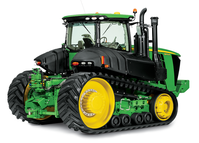 9520RT Tractor - 520 hp