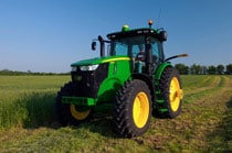 Tractor 7230R - 230 hp
