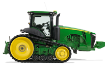 Tractor 8320RT - 320 hp