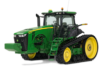 Tractor 8370RT - 370 hp