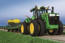 Tractor 9370R - 370 hp