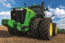 Tractor 9520R - 520 hp